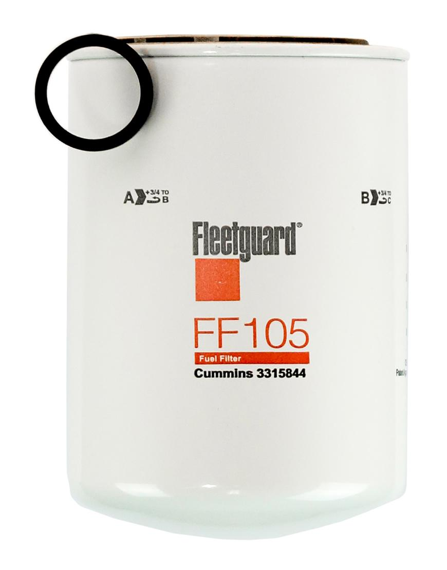Fleetguard FF105 , Fuel, Spin-On