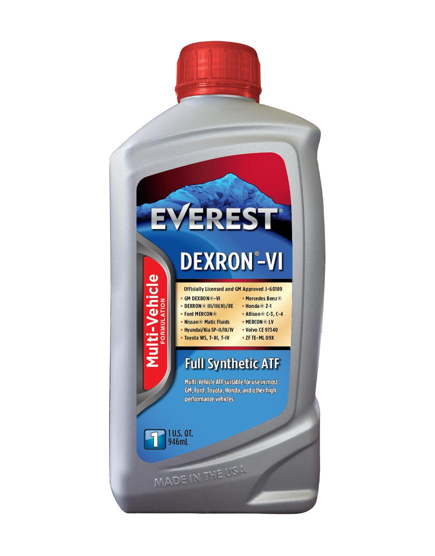 Everest Dexron-VI Full Synthetic Transmission Fluid